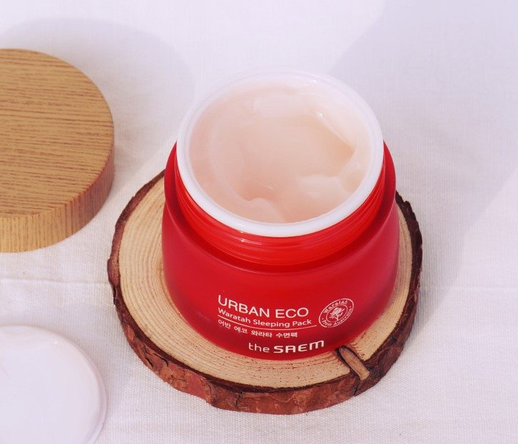 The SAEM, Urban Eco Waratah Light Cream